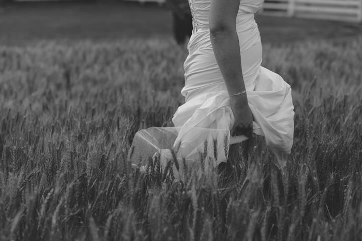 36 Wedding with Gorgeous First Look By Emily Wenzel Photography
