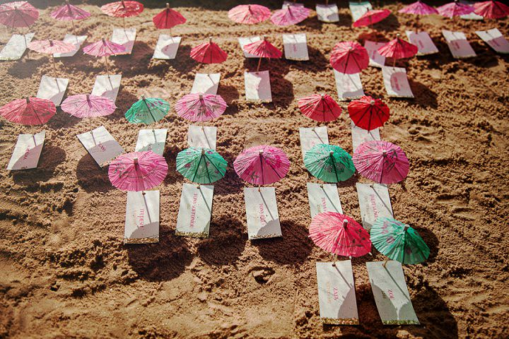 37 Bollywood Beach and Flamingos Wedding By Matt Parry Photography
