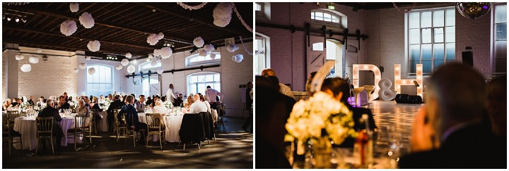 37 London Warehouse Wedding. By Amy B Photography