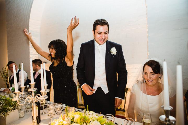 38 London Warehouse Wedding. By Amy B Photography