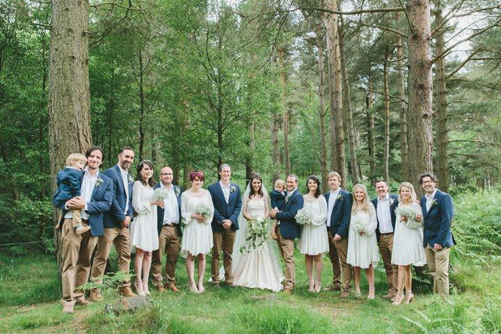 38 Woodland Wedding By McKinley Rodgers