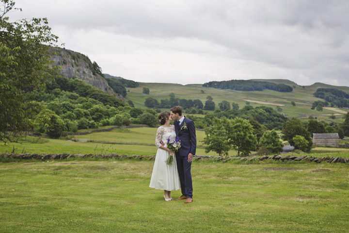 38 Yorkshire Wedding with Handmade Touches By Mark Tattersall