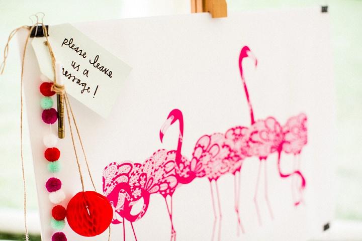 39 Bollywood Beach and Flamingos Wedding By Matt Parry Photography