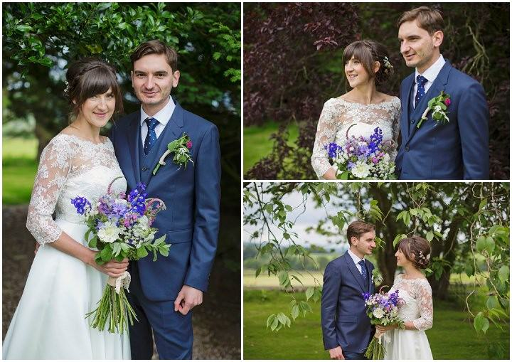 39 Yorkshire Wedding with Handmade Touches By Mark Tattersall