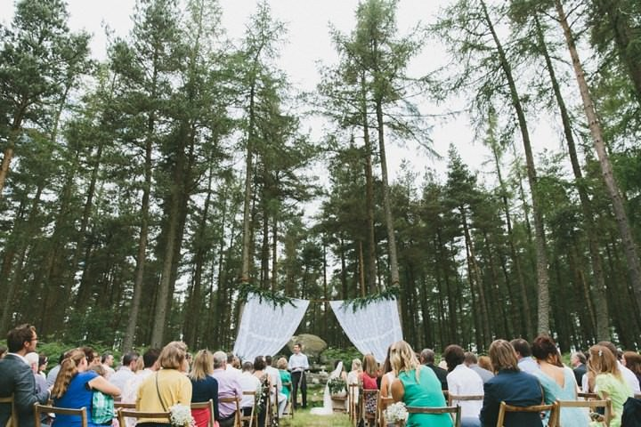 4 Woodland Wedding By McKinley Rodgers