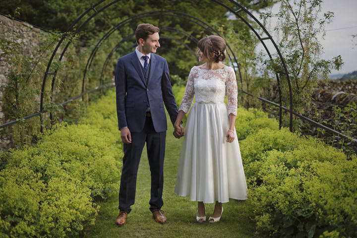 4 Yorkshire Wedding with Handmade Touches By Mark Tattersall