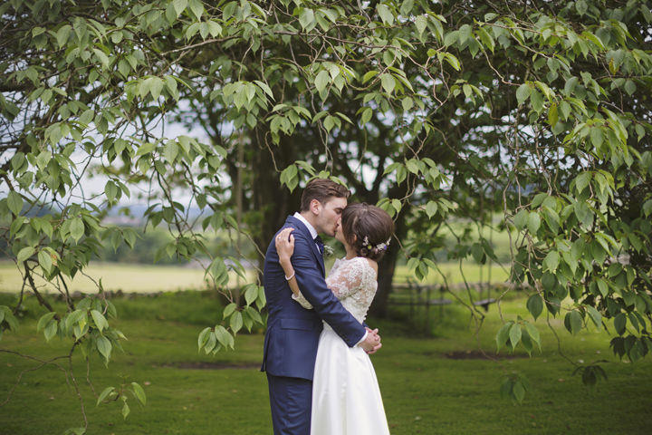 40 Yorkshire Wedding with Handmade Touches By Mark Tattersall