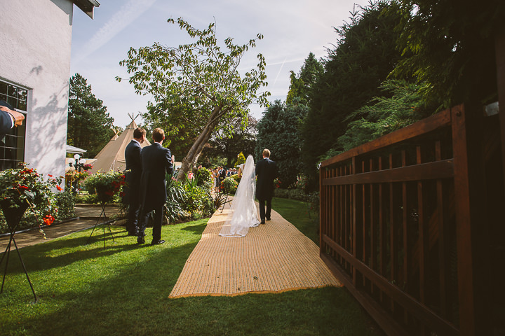 41 Tipi Wedding By Jonny Draper Photography