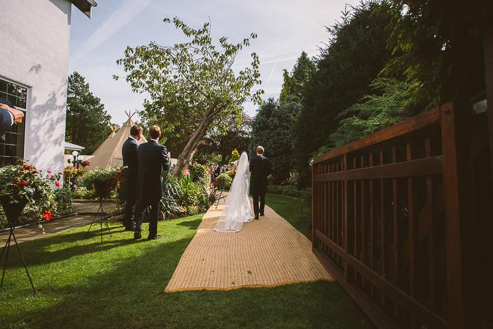 41 Tipi Wedding By Jonny Draper Photography