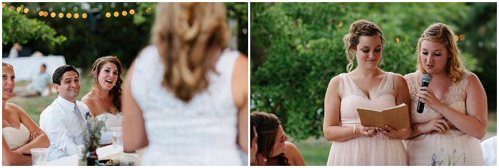41 Wedding with Gorgeous First Look By Emily Wenzel Photography