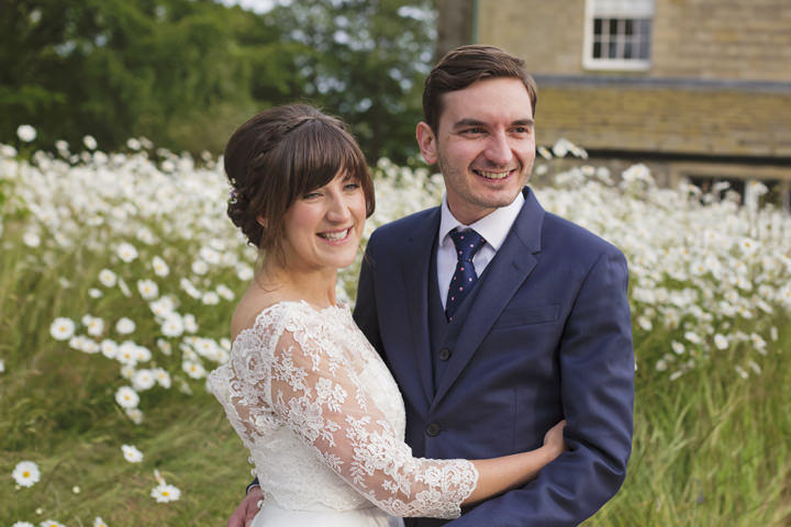 41 Yorkshire Wedding with Handmade Touches By Mark Tattersall