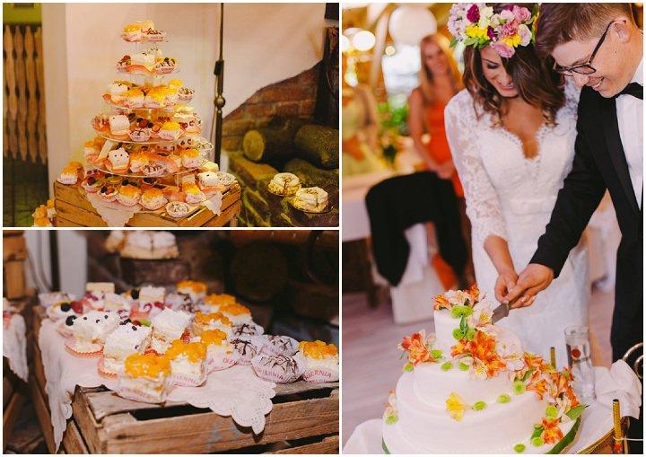 43 Colourful Polish Wedding By PNM Weddings
