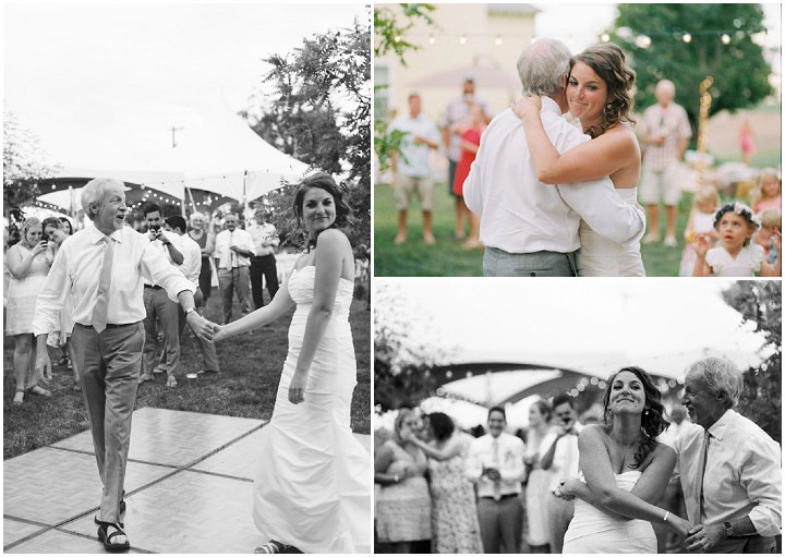 43 Wedding with Gorgeous First Look By Emily Wenzel Photography