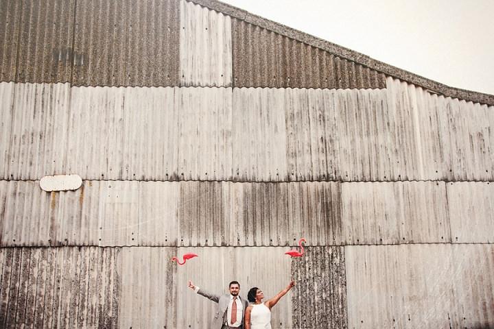 45 Bollywood Beach and Flamingos Wedding By Matt Parry Photography