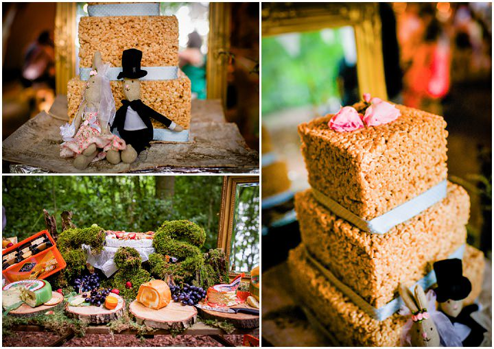 45 Woodland Tipi Wedding By Lucy Noble Photography