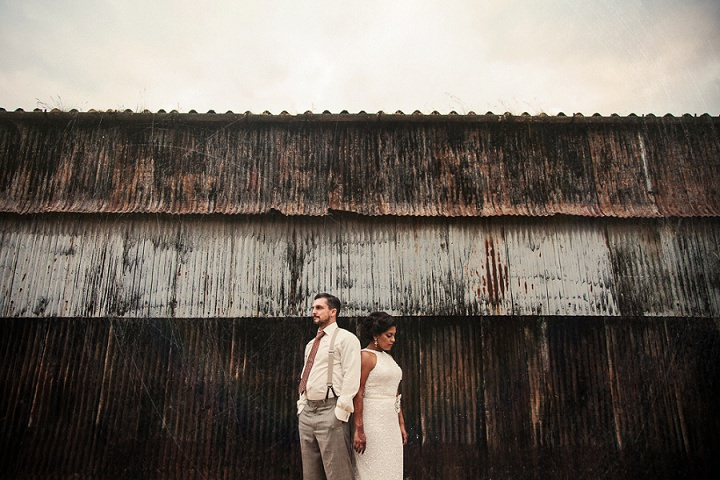 46 Bollywood Beach and Flamingos Wedding By Matt Parry Photography