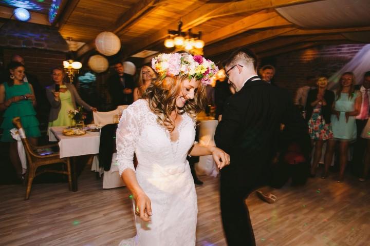 47 Colourful Polish Wedding By PNM Weddings
