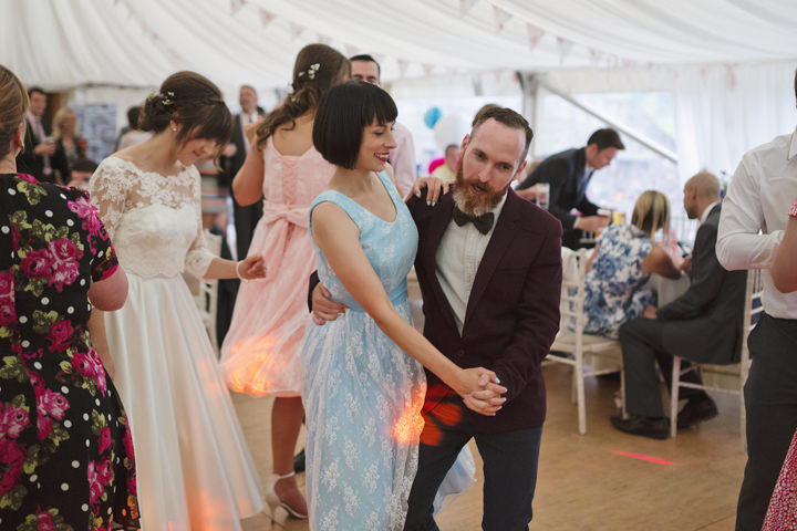 47 Yorkshire Wedding with Handmade Touches By Mark Tattersall