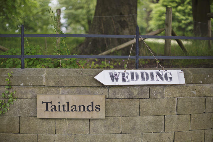 5 Yorkshire Wedding with Handmade Touches By Mark Tattersall