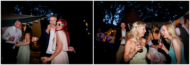 50 Woodland Tipi Wedding By Lucy Noble Photography