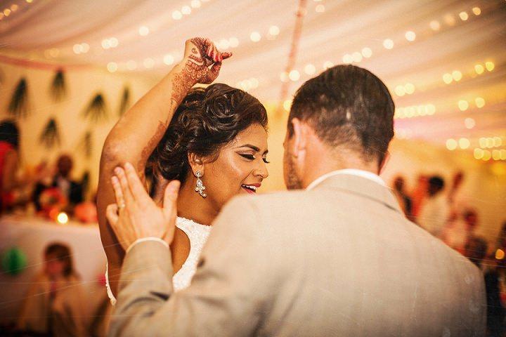 52 Bollywood Beach and Flamingos Wedding By Matt Parry Photography