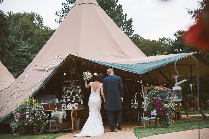 52 Tipi Wedding By Jonny Draper Photography