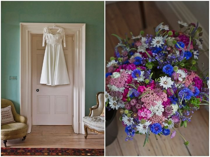 6 Yorkshire Wedding with Handmade Touches By Mark Tattersall