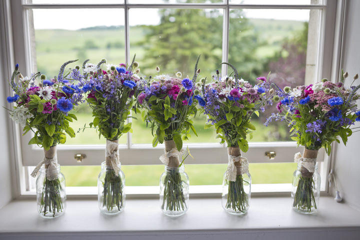 8 Yorkshire Wedding with Handmade Touches By Mark Tattersall