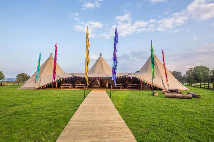 Big Chief Tipis