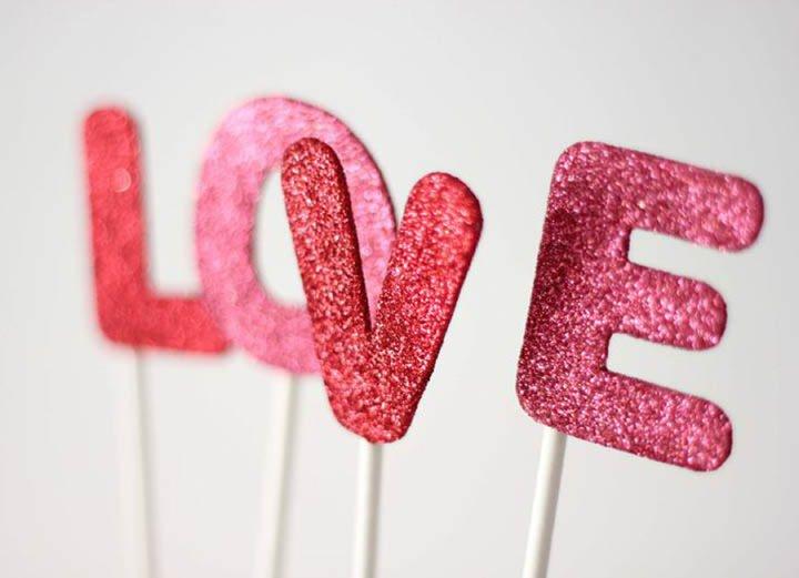 Boho Valentines Pins