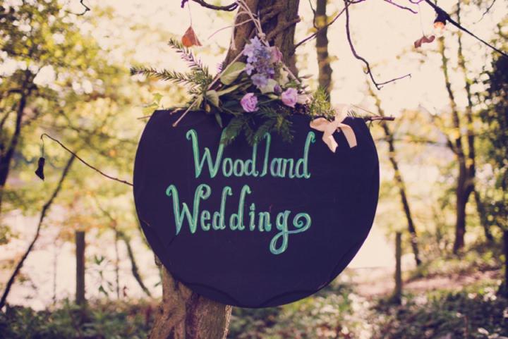 Woodland Styled Shoot