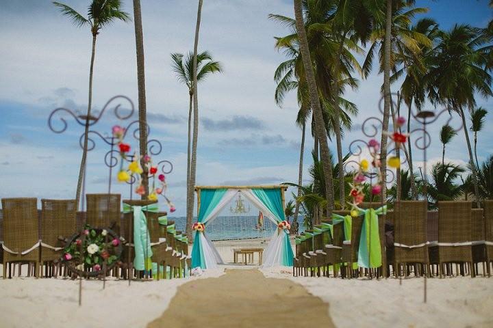 13 Wedding in the Dominican Republic. By Katya Nova Photography