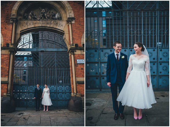 15 Manchester Wedding By Nicola Thompson Photography