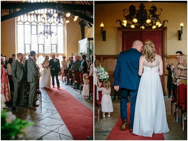 17 Rustic Village Hall Wedding By Sarah Wayte Photography