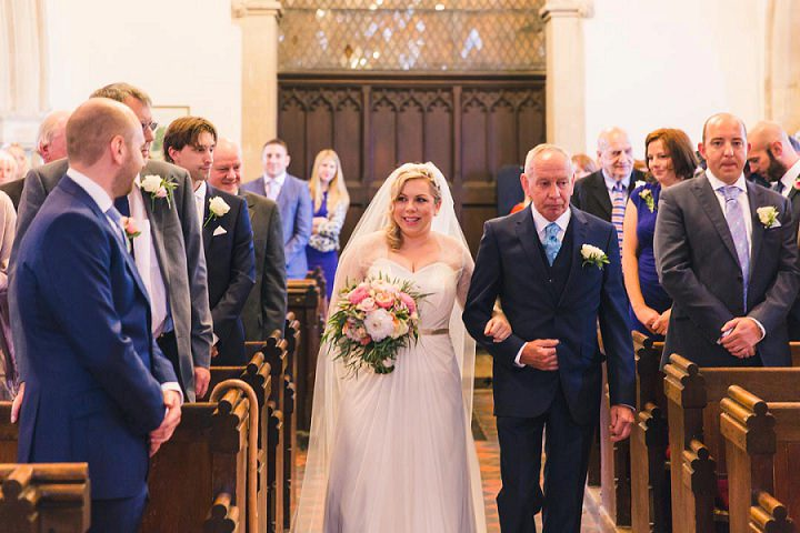 17 Village Hall Wedding By A Tall Long Legged Bird