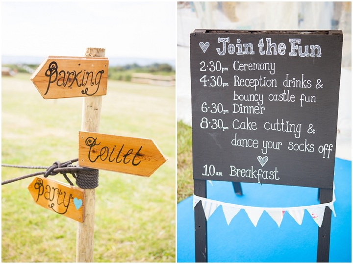 18 Seaside Themed Wedding By Charlotte Razzell