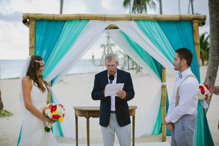 19 Wedding in the Dominican Republic. By Katya Nova Photography