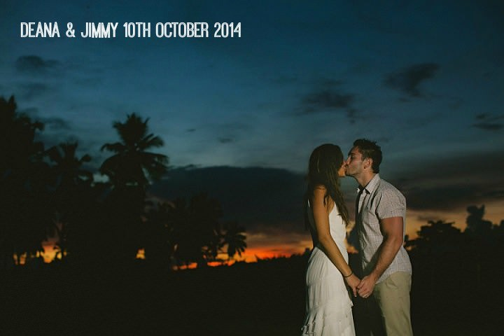 Deena and Jimmy's Mermaid Themed Destination Wedding in the Dominican Republic. By Katya Nova Photography