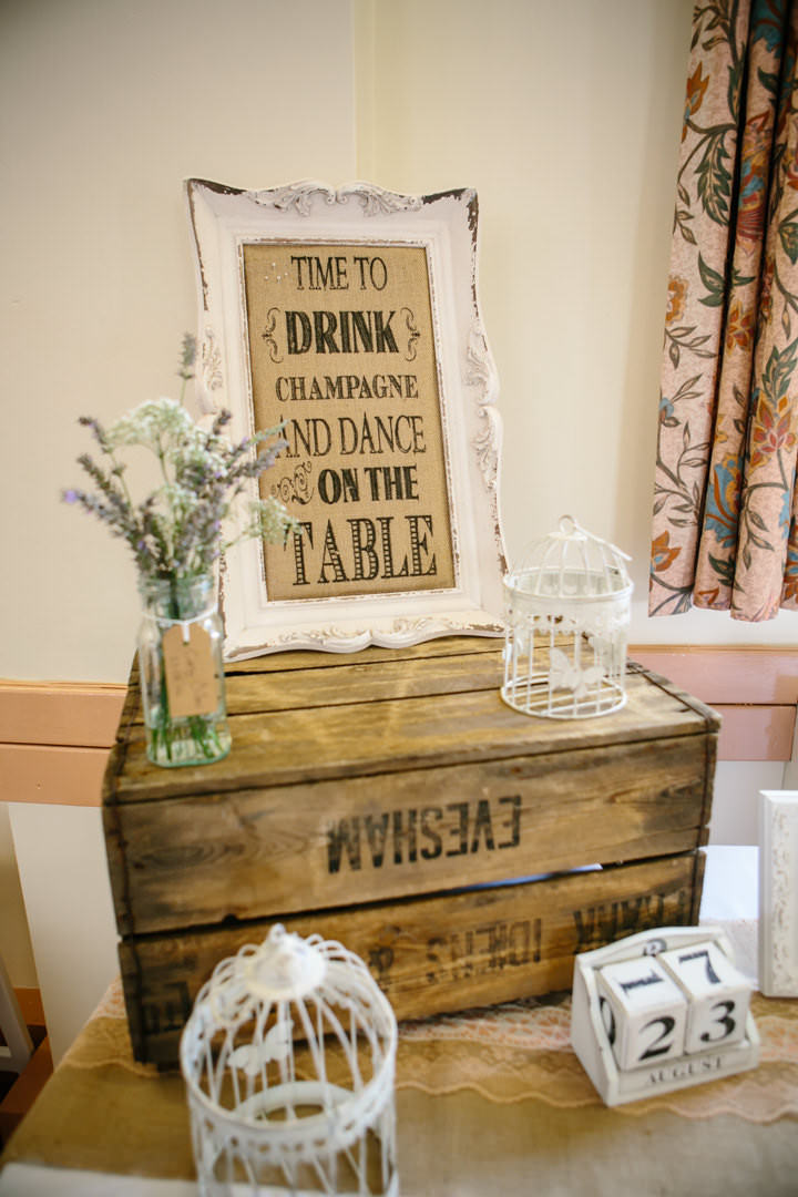 2 Rustic Village Hall Wedding By Sarah Wayte Photography