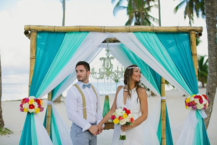 2 Wedding in the Dominican Republic. By Katya Nova Photography