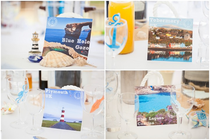 20 Seaside Themed Wedding By Charlotte Razzell