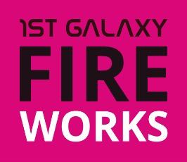 2014 - 2015 1st Galaxy Corporate Logo Square Shape
