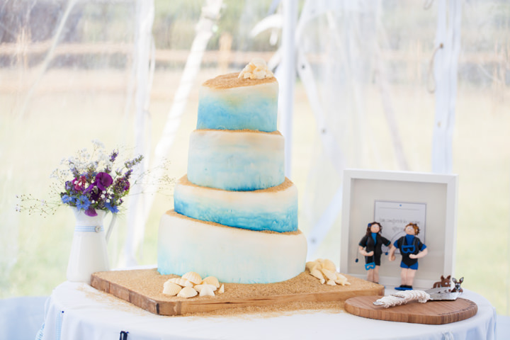 21 Seaside Themed Wedding By Charlotte Razzell