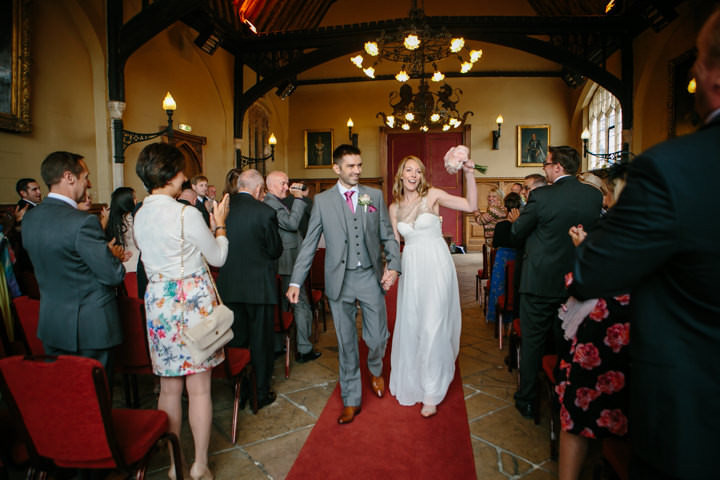22 Rustic Village Hall Wedding By Sarah Wayte Photography