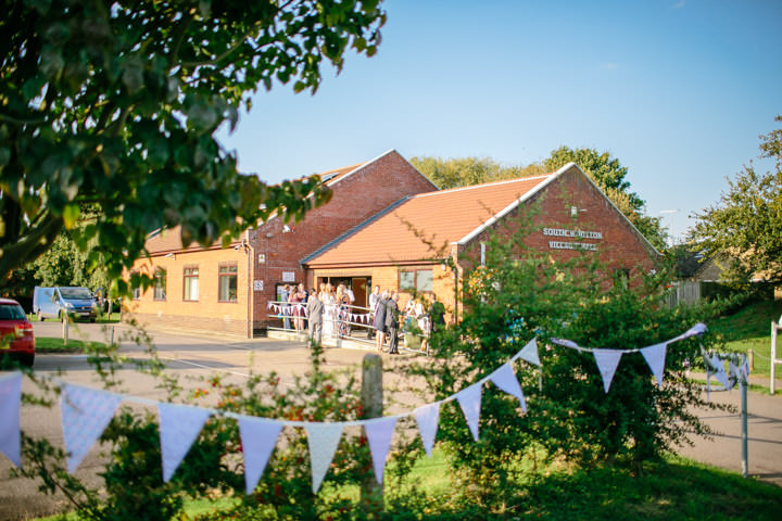 25 Rustic Village Hall Wedding By Sarah Wayte Photography