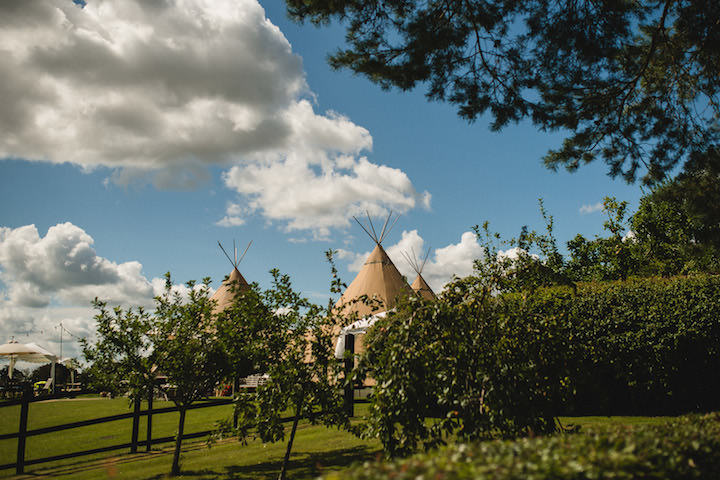 25 Tipi Wedding By Kyle Hassall Photography