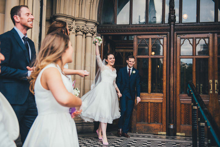 27 Manchester Wedding By Nicola Thompson Photography
