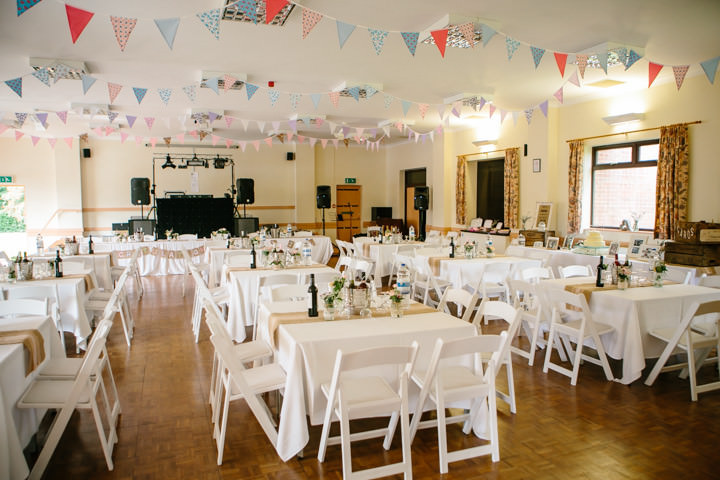 27 Rustic Village Hall Wedding By Sarah Wayte Photography