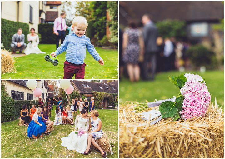 28 Barn Wedding By J and M Photography