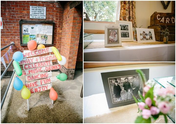 28 Rustic Village Hall Wedding By Sarah Wayte Photography